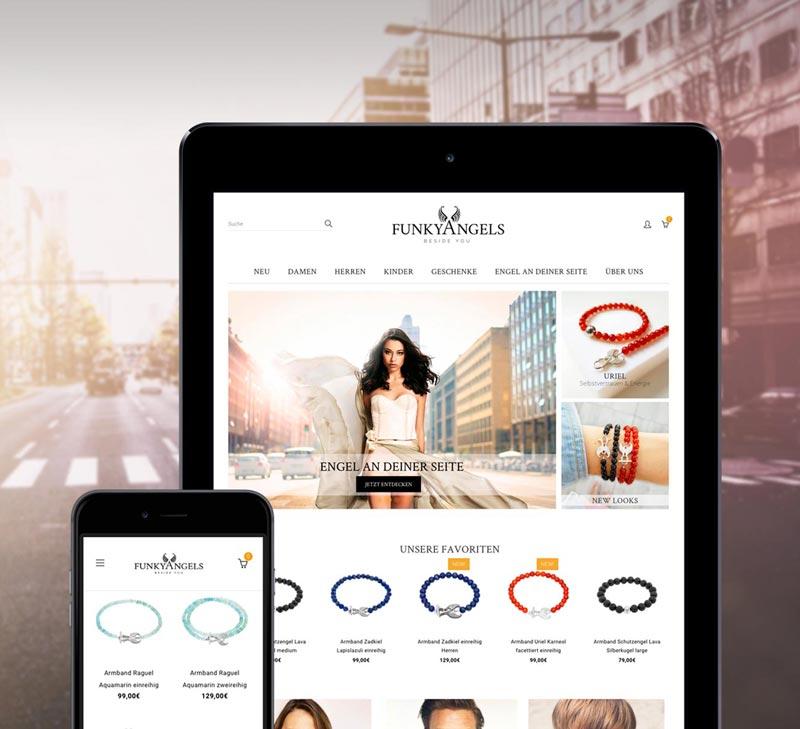 Web start-up